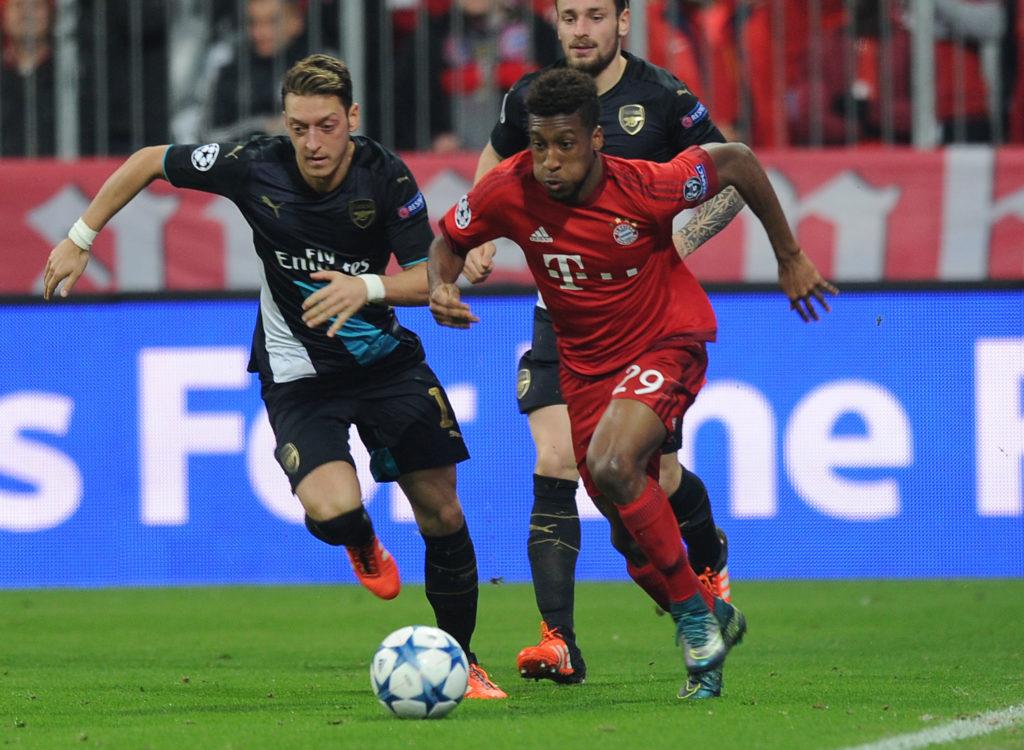 FC Bayern Muenchen v Arsenal FC - UEFA Champions League