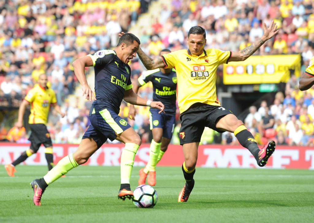 Watford v Arsenal - Premier League