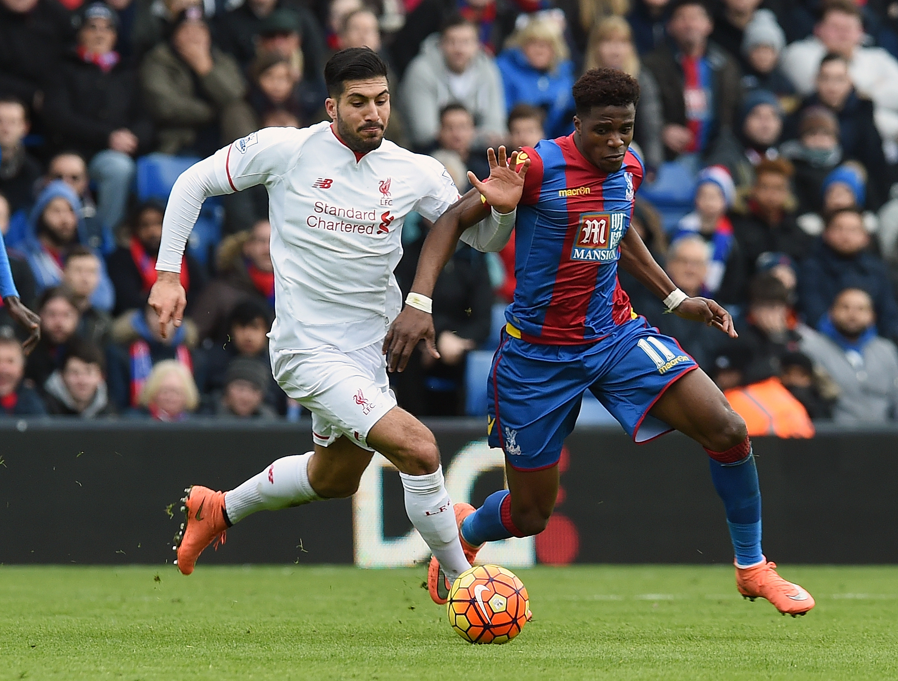 Crystal Palace v Liverpool - Premier League